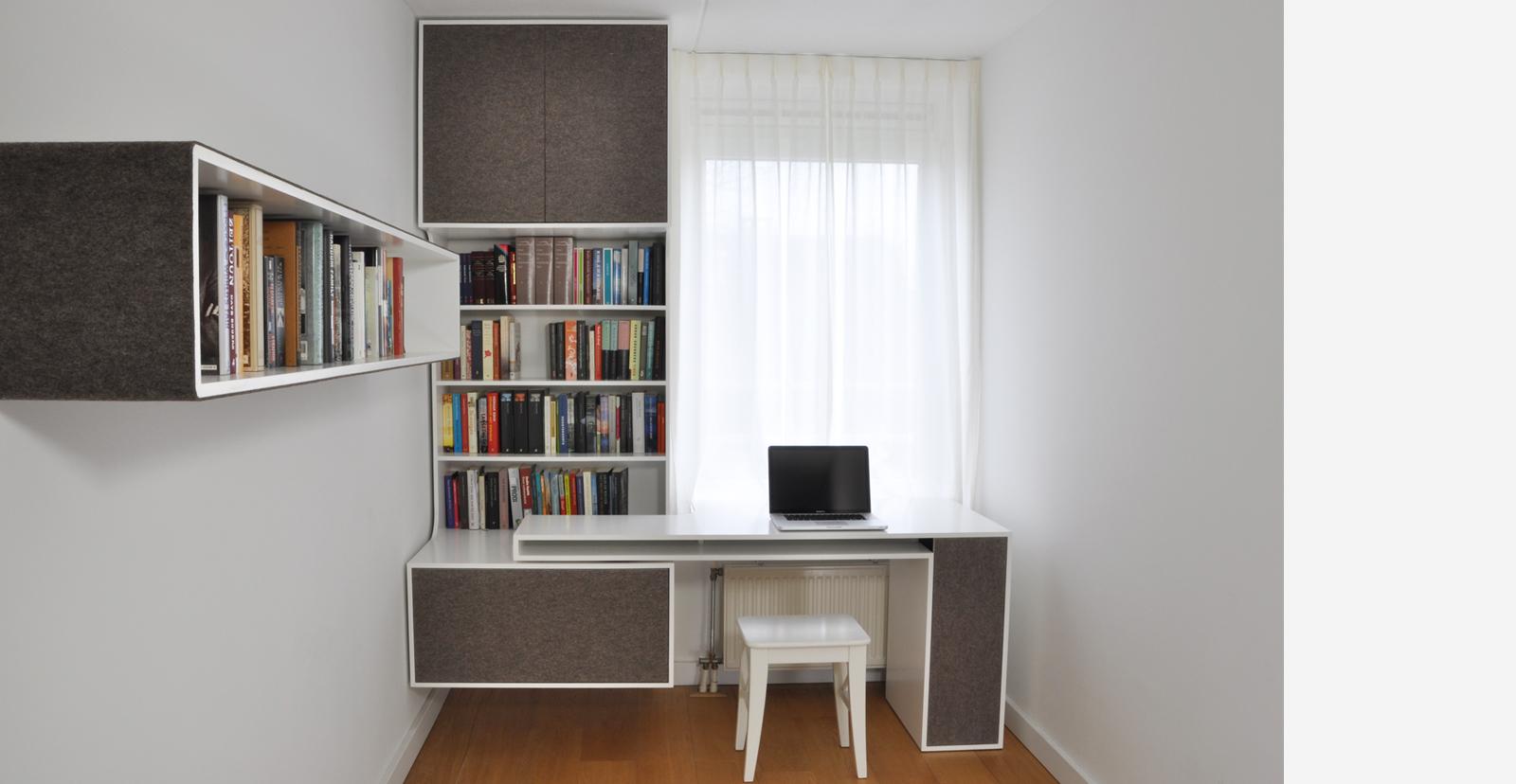 Thomas durner works kleine ruimte groot for Inrichten kleine ruimtes